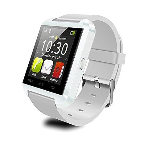 Colofan Smartwatch luxe U8 Bluetooth montre Smart Watch Wristwatch t¨¦l¨¦phone