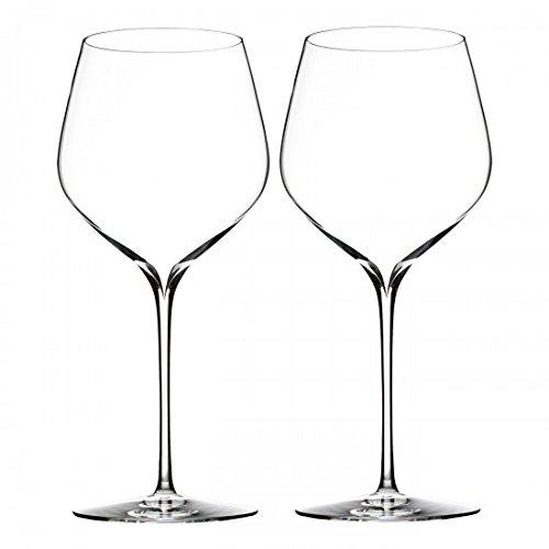 Eleganz 24,9cm Cabernet Sauvignon Wein Glas, Paar (Wein Gläser Waterford)