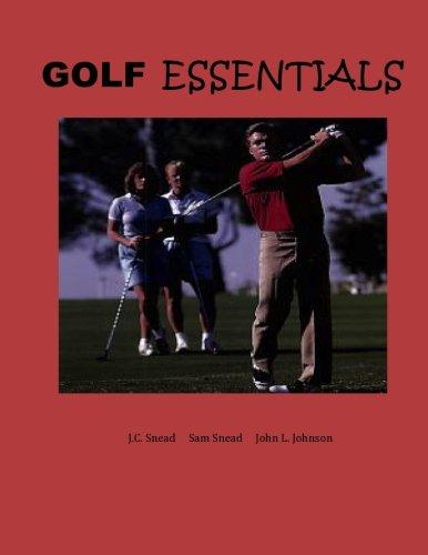 Golf Essentials --color por JC Snead
