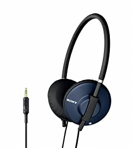 Sony MDR570LPL Fashionable Headphones with Quality Sound - Blue