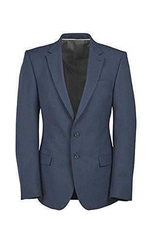 Greiff Herren-Sakko PREMIUM, Stretch, Slim Fit, 1108, mehrere Farben blau mikrodessin