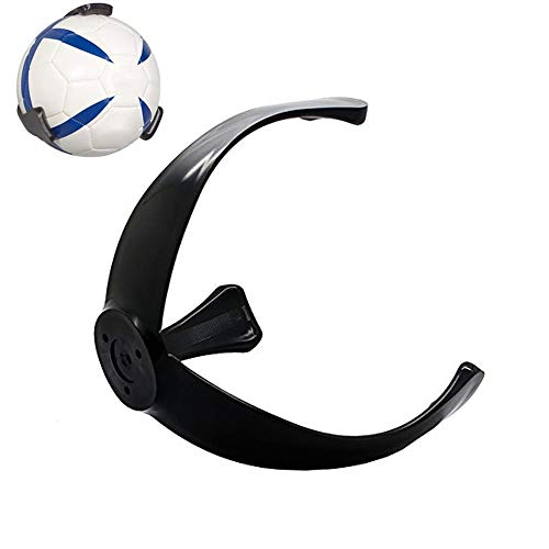 Tianzhiyi Speicherorganisator Basketball Soccer Ball Claw Sports Wandhalterung für Ball Basketball Bracket Space Saver (Color : Schwarz) -