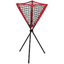 AIMADO 55 x 55 Cesta de Pelotas Tenis Béisbol Softball Netbate Práctica Bola Red (EU