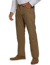 JP 1880 Herren große Größen bis 66 | Thermo-Hose | Funktionshose | Futter, Taschen & Stretch | 5-Pocket-Form | Gürtelschlaufen | 706489