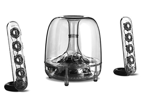Price comparison product image Harman Kardon Soundsticks Wireless, 2.1 Soundsystem