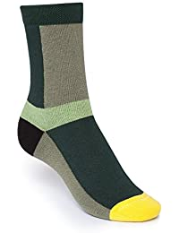 ThokkThokk Layer High-Top Socken Green Bio