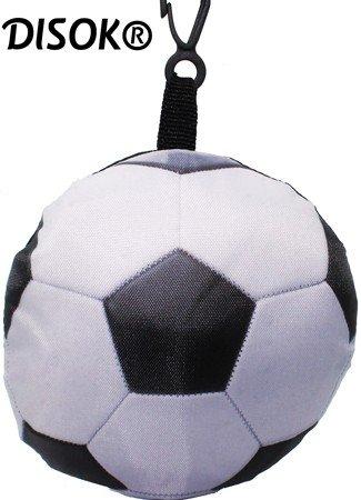 DISOK - Mochila Plegable Futbol - Mochilas para Niños, Infantiles - Detalles, regalos para niños