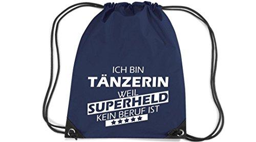 shirtstown-premium-gymsac-sono-ballerina-perche-super-eroe-niente-occupazione-e-blu-marino-33-cm-x-4