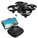 Potensic Mini Drone con telecamera telecomando quadricottero WiFi con funzione...