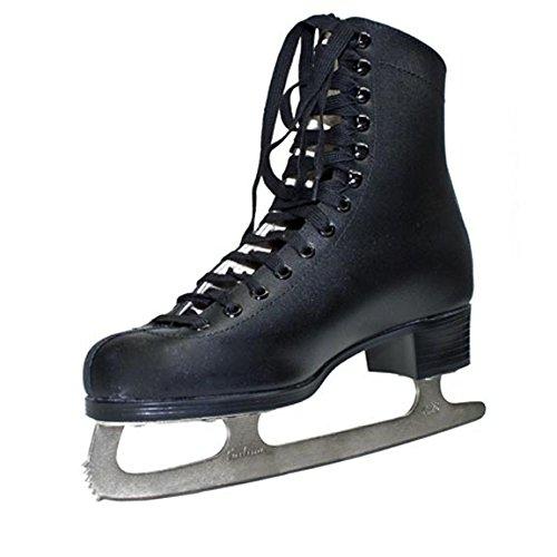 Schlittschuhe Eiskunstlauf Gr. 32 34 35 schwarz Kinder Jungen Ice Skates