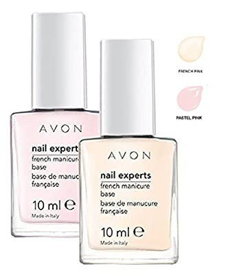 Avon Nail Experts French Manicure Base - SHEER FRENCH PINK