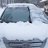 Y56 170x120cm Winter Winterschutz Frontscheibe Abdeckung Snowproof Automobile Auto Car-Cover Snow Ice Protector Visier S