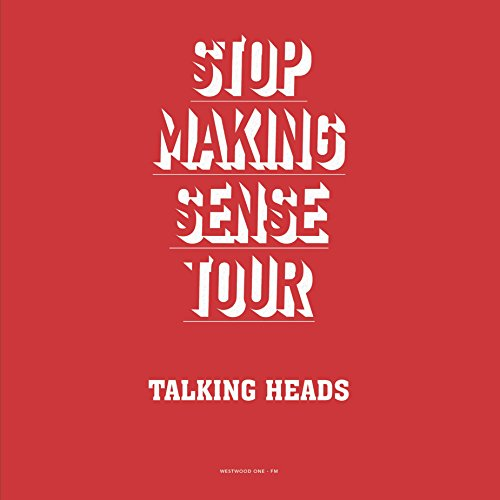Stop Making Sense Tour 2lp [Vinyl LP]
