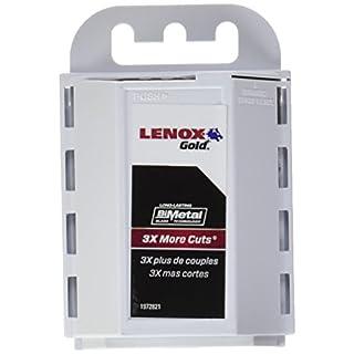 Lenox Industries 20351gold50d Universalmesser Klinge