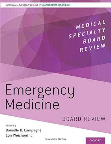 Emergency Medicine Board Review (Medical Specialty Board Review)