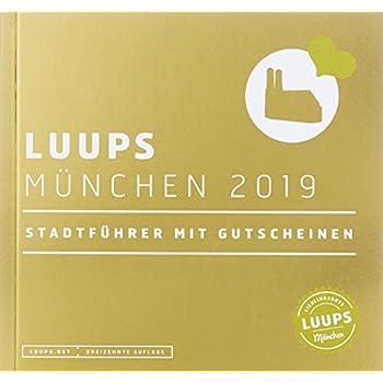 LUUPS München 2019: Stadtführer mit Gutscheinen