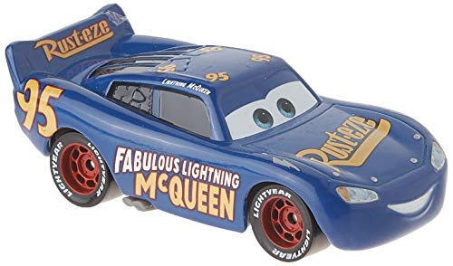 Buy Pixar Cars 3 Fabulous Lightning Mcqueen Die Cast Vehicle