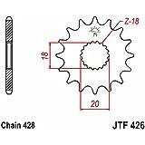 JT - F42615 : Piñon ataque transmision delantero