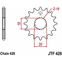 JT - F42614 : Piñon ataque transmision delantero