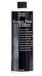 Owatrol – Bronze Paint – Couleur Bronze avec reaktiven pigments – 473 ml