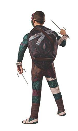 Imagen de disfraz de raphael tortugas ninja movie para niño  8 10 años alternativa