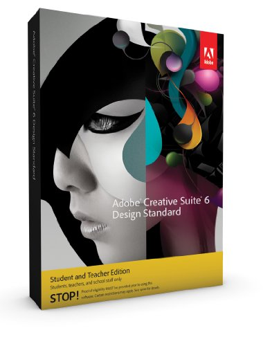 Adobe Design Std CS6 dt. Mac -Student/Teacher (Adobe Design Standard Cs6)
