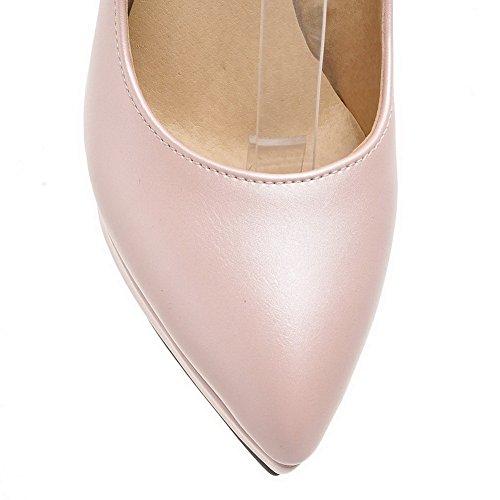 Balamasa, Pink Woman Chaussures À Talons Hauts