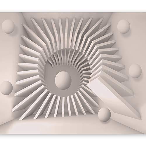 murando Fotomurali adesivi 294x210 cm carta da parati audoadesiva carta da parati moderna fotomurale carte da parati 3D ottico a-A-0074-a-b