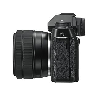 Fujifilm-X-T100-Systemkamera-mit-242-Megapixel-APS-C-Sensor-dunkelsilber