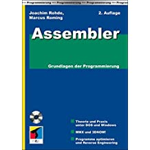 Assembler: Grundlagen der Programmierung (mitp Professional)