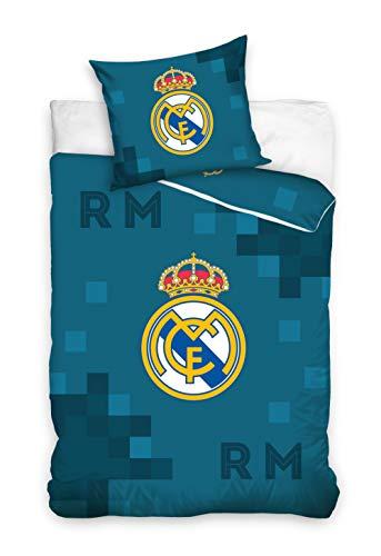 Real Madrid RM181018 - Juego de Cama 135 x 200 cm