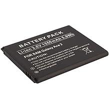 Ansmann 1420-0012Batterie de rechange pour Samsung Galaxy Ace 2Smartphone Noir