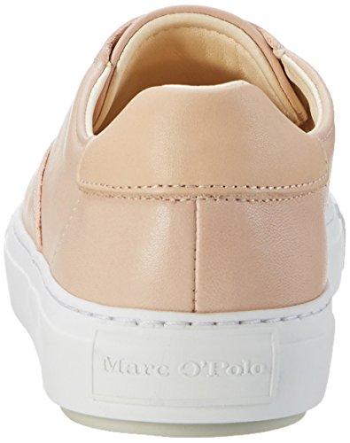 Marc O'Polo - 70114053501102 Sneaker, Scarpe da ginnastica Donna Beige (Nude)