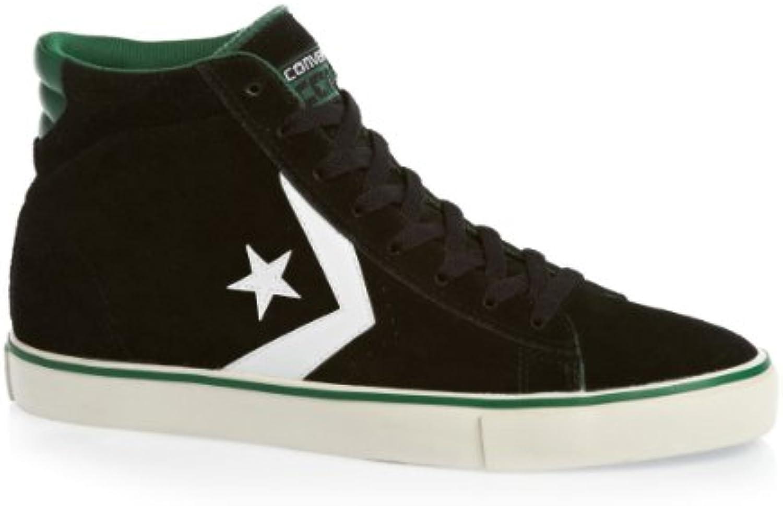 Converse Chucks   PRO LTHR VULC 140114C   Black Forest Green