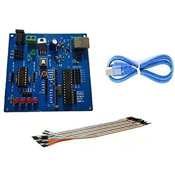 Amazon in: Buy Embeddinator's AVR ATmega16/32 Microcontroller