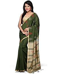 Bengal Handloom Traditional Handloom Handwork Jamdani Saree