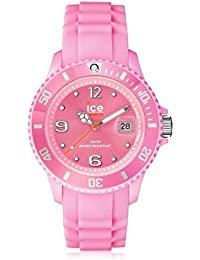 Ice-Watch Armbanduhr Sili-Forever Big Rosa SI.PK.B.S.09