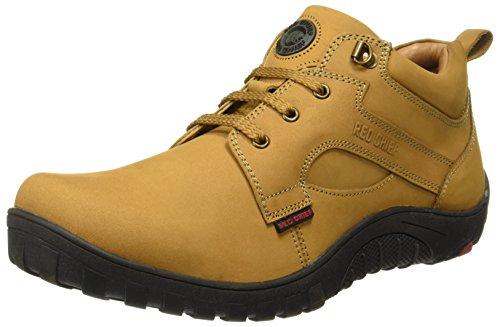 Red Chief Men's Rust Sneakers - 9 UK/India (43 EU)(RC3507 022)