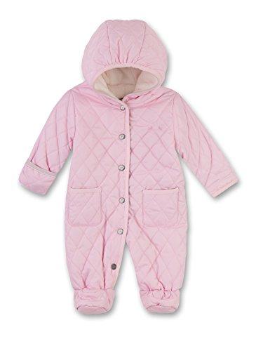 Sanetta Baby-Mädchen Schneeanzug 906352, Rosa (Magnolie 3609), 62