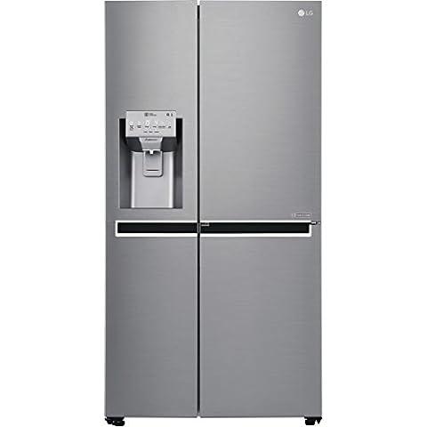 Réfrigérateur Américain Lg - LG GSS6671PS frigo américain - frigos américains