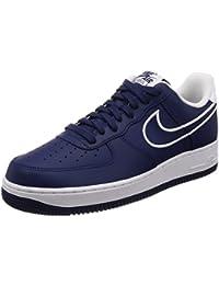 best loved a5cbc d0364 Nike Air Force 1  07 Leather Scarpe da Ginnastica Basse Uomo