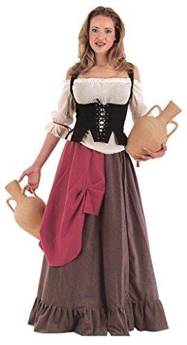 Kostüm Wirtin - Limit Mittelalter Wirtin Kostüm (groß)