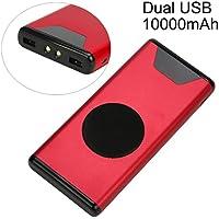 Chargeur sans fil et banque d'alimentation, Diadia 10000mAh Portable sans fil Qi Power Charger USB chargeur de batterie externe Power Bank pour Samsung Galaxy S9/S9Plus///S8/S8Plus/S7iPhone X, iPhone 8/8Plus, etc.