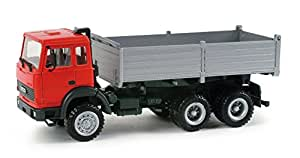 Herpa 1/87 ho neuf : camion benne Iveco Magirus