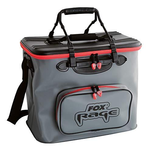 Fox Rage Welded Bag X-Large Angeltasche 41x28x34cm, Anglertasche, wasserdichte Tasche, Tackletasche, Spinntasche, Blinkertasche
