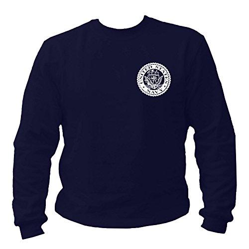 shirtmachine US Navy Sweatshirt (M) Air Force-sweatshirt