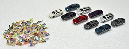 n-poupee-de-jauge-minicar-ensemble-aleatoire-poupee-100-corps-dix-minicar-1-150-echelle-diorama-mode