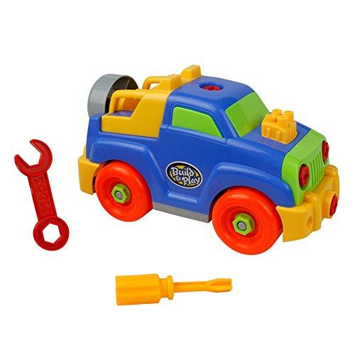 Kinder Motorik DIY Flugzeug Spielzeuge Konstruktionsspielzeuge für Kinder ab 3 jahren