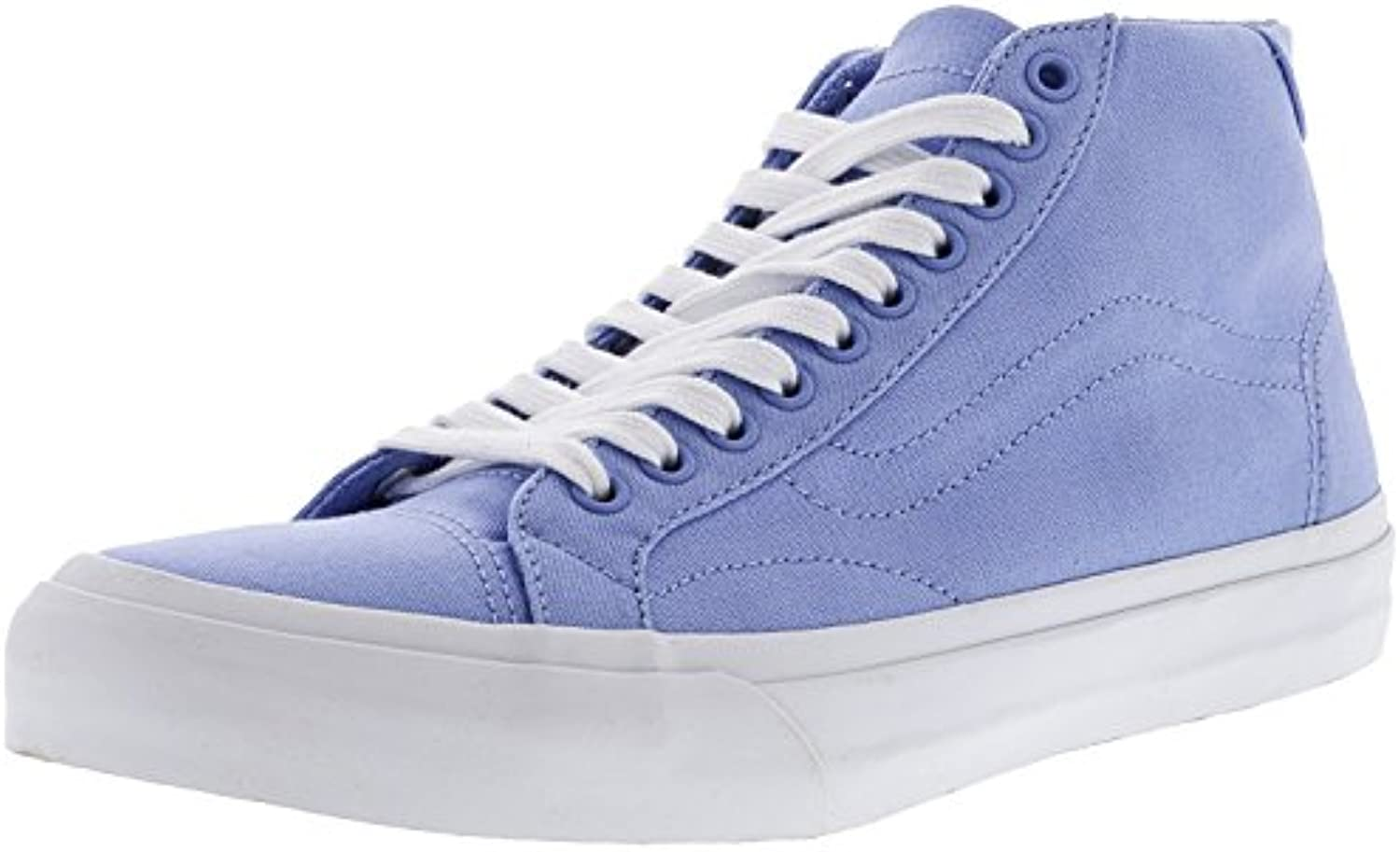 Vans Hombres Court Mid Leinen Fashion Sneakers