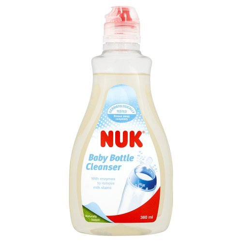 NUK Baby Bottle Cleanser 380ml (1 pack)
